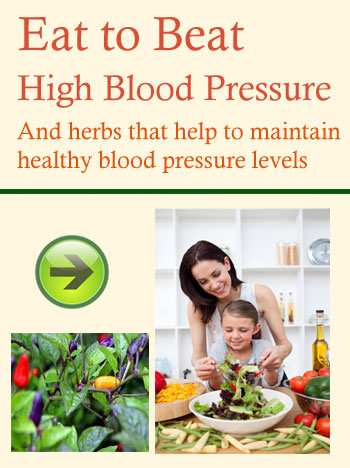 High blood pressure recommendations and herbs beat high blood pressure diet herbs forumfinder Gallery