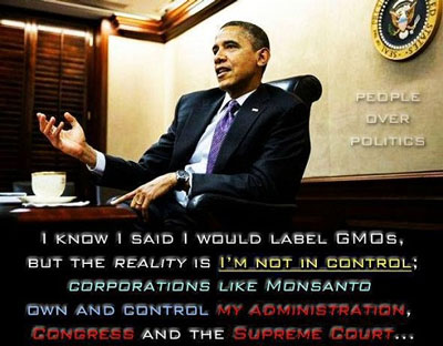 obama Monsanto Act Syngenta's GM Bt