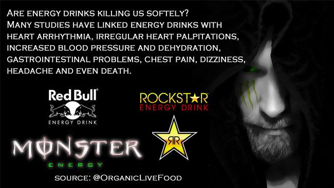 Monster Energy Drink Effects On Kidneys