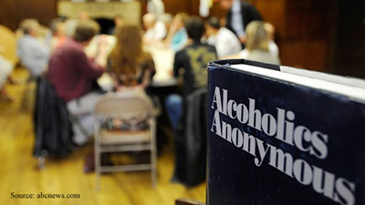 Alcohol Anonymous Group 64