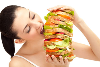 are you stress eater or comfort eater